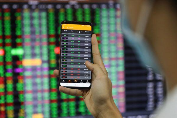 Stock Market Phone